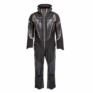 RT-112T Gore-Tex Protective Suit Limited Pro XXL Limited Black костюм Shimano Nexus
