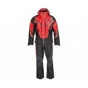 RT-112T Gore-Tex Protective Suit Limited Pro L Blood Red костюм Shimano Nexus
