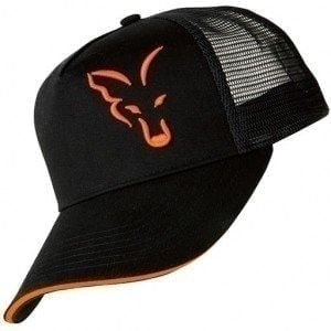 Black/Orange Trucker кепка Fox
