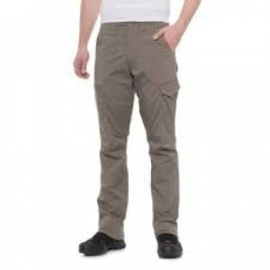 Taupe Lightweight Stretch Pants - UPF 30 36 брюки Pacific Trail