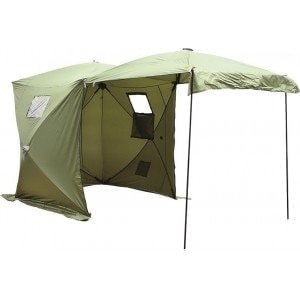 InstaQuick Fishing Tent палатка Carp Zoom