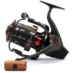 Tournament 20 Basia 45 SCW QD катушка Daiwa