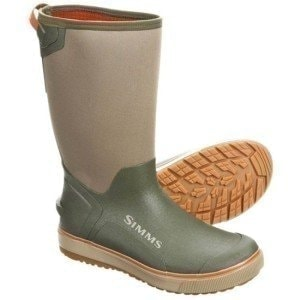 Riverbank Pull-On Boot 14'' Loden 13 сапоги Simms