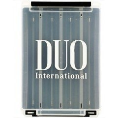 Reversible Lure Case 180 Pearl Black/Clear коробка DUO