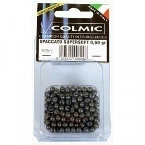 P.SPACCATO 3.00gr SUPERSOFT (B.100gr) грузики Colmic