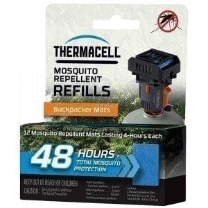 M-48 Repellent Refills Backpacker картридж Thermacell