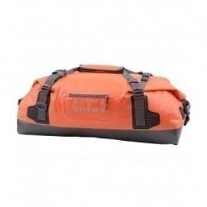 Dry Creek Duffel S Bright Orange сумка Simms