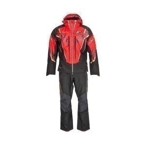 RT-112T Gore-Tex Protective Suit Limited Pro S Blood Red костюм Shimano Nexus