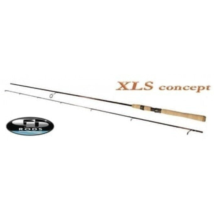 "XLS Concept 2pc 8'6"" ML 5-21gr удилище CD Rods"