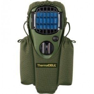 Mosquito Repellent+Holster ц:camo ус-во от комаров+чехол Thermacell