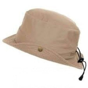 Insect Shield Camp Hat Tan шляпа Westhawk Apparel