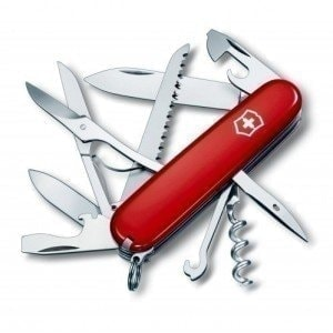 Swiss Army Huntsman Red нож Victorinox