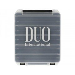 Reversible Lure Case 160 Pearl Black/Clear коробка DUO