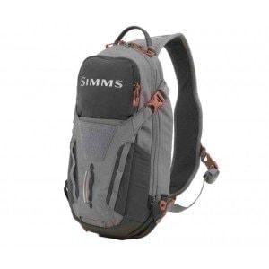Freestone Ambi Tactical Sling Pack Steel сумка Simms