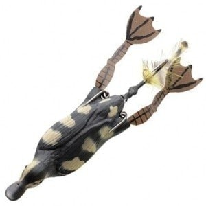 3D Hollow Duckling weedless L 100mm 40g 01-Natural воблер Savage Gear