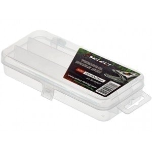 Terminal Tackle Box SLHS-007 13.3х6.2х2.5cm коробка Select