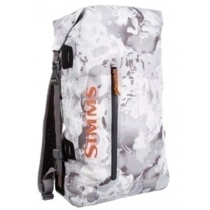 Dry Creek Simple Pack Cloud Camo Grey 25L сумка Simms