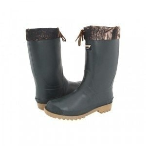 Trapper forest rubber 42/8 -60 сапоги Baffin