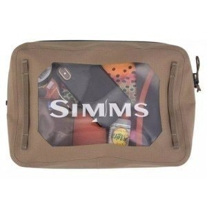 Dry Creek Gear Pouch Tan 4L сумка Simms