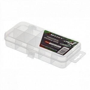 Terminal Tackle Box SLHS-009 13.3х6.2х2.5cm коробка Select