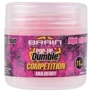 Dumble Pop-Up Competition Mulberry 11mm 20g бойлы Brain