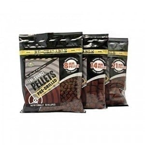 Source Pellets 21mm Pre-Drilled 24 x 350g Bag пеллетс Dynamite Baits