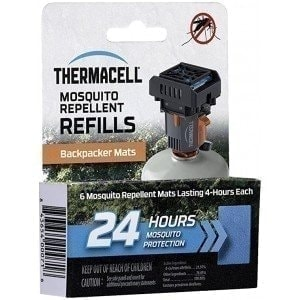 M-24 Repellent Refills Backpacker картридж Thermacell