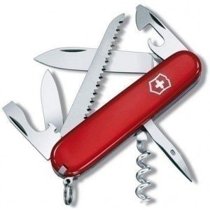 Swiss Army Camper Red нож Victorinox