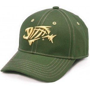 Aflex Contrast Stitch Baseball Cap Forest Green кепка G.Loomis