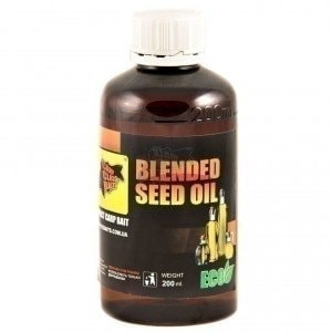 Blended Seed Oil 200мл смесь масел CC Baits