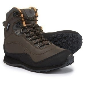 Tailwater Cleated Wading Boots Coffee/Black Size: 11 вейдерсные ботинки Compass 360