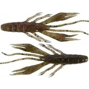 "Waver Shrimp 3.5"" Zarigani 7шт силикон Jackall"