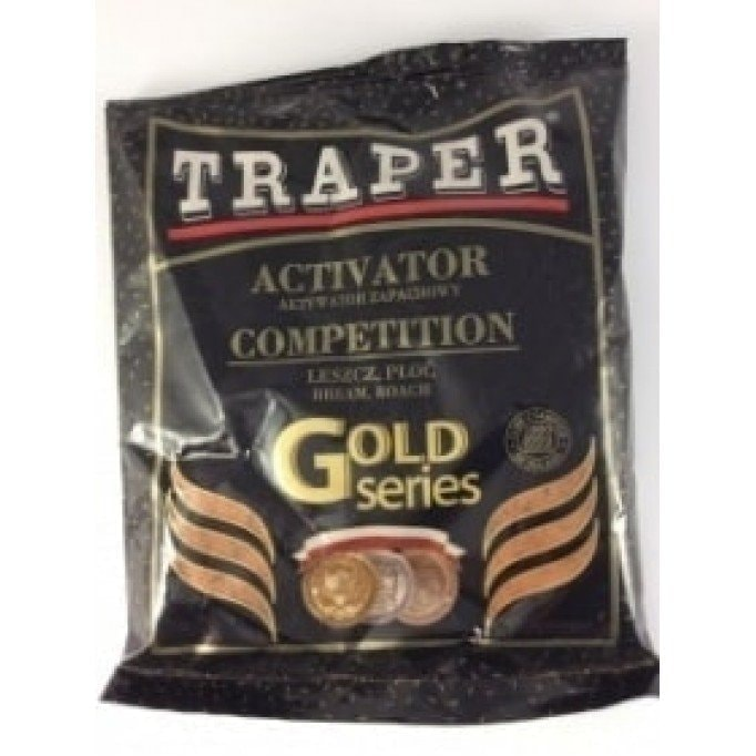 Gold Series Activator 300гр Competition ароматизатор Traper