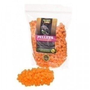 Flavored Carp Pellets Plum 10mm пеллетс Texnokarp