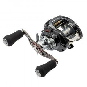 Zillion TW HD 1520L-CC катушка Daiwa
