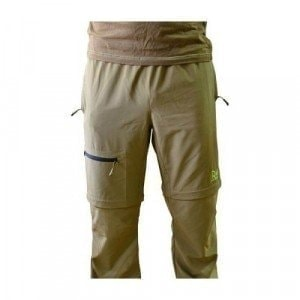 Zip Off Technical Trousers Size M/L брюки Rod Hutchinson